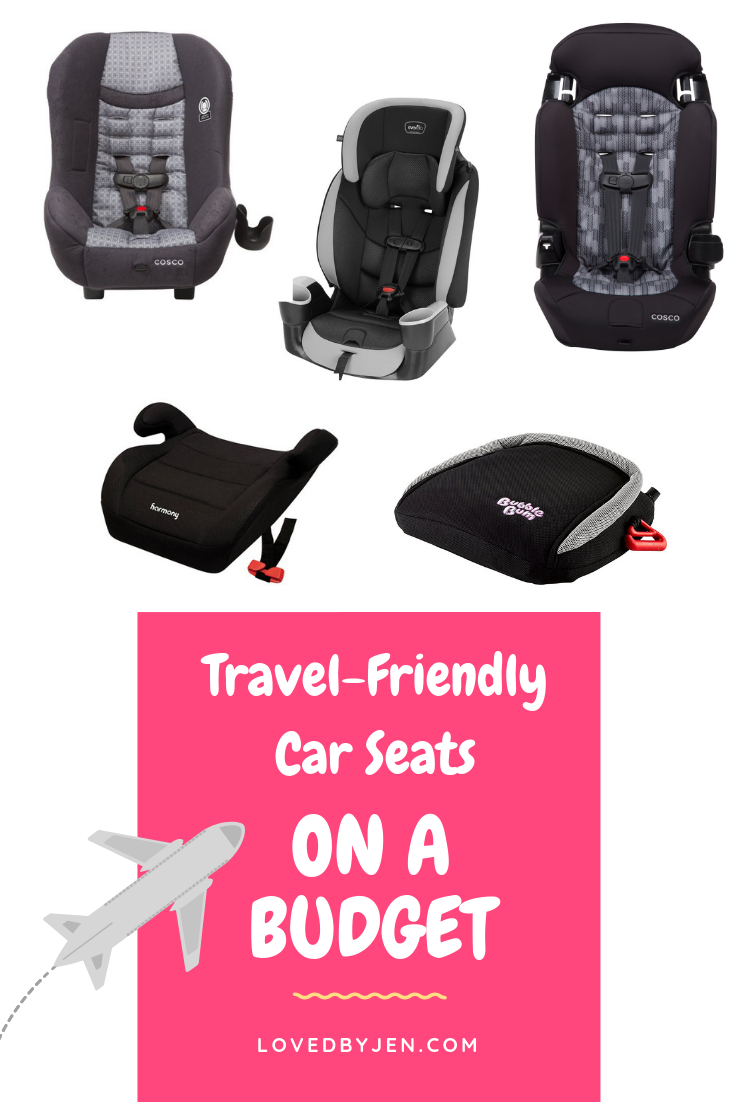 Traveling with Car Seats - Travel Friendly Car Seats - Best Car Seats for Travel - Best Car Seats for Planes
