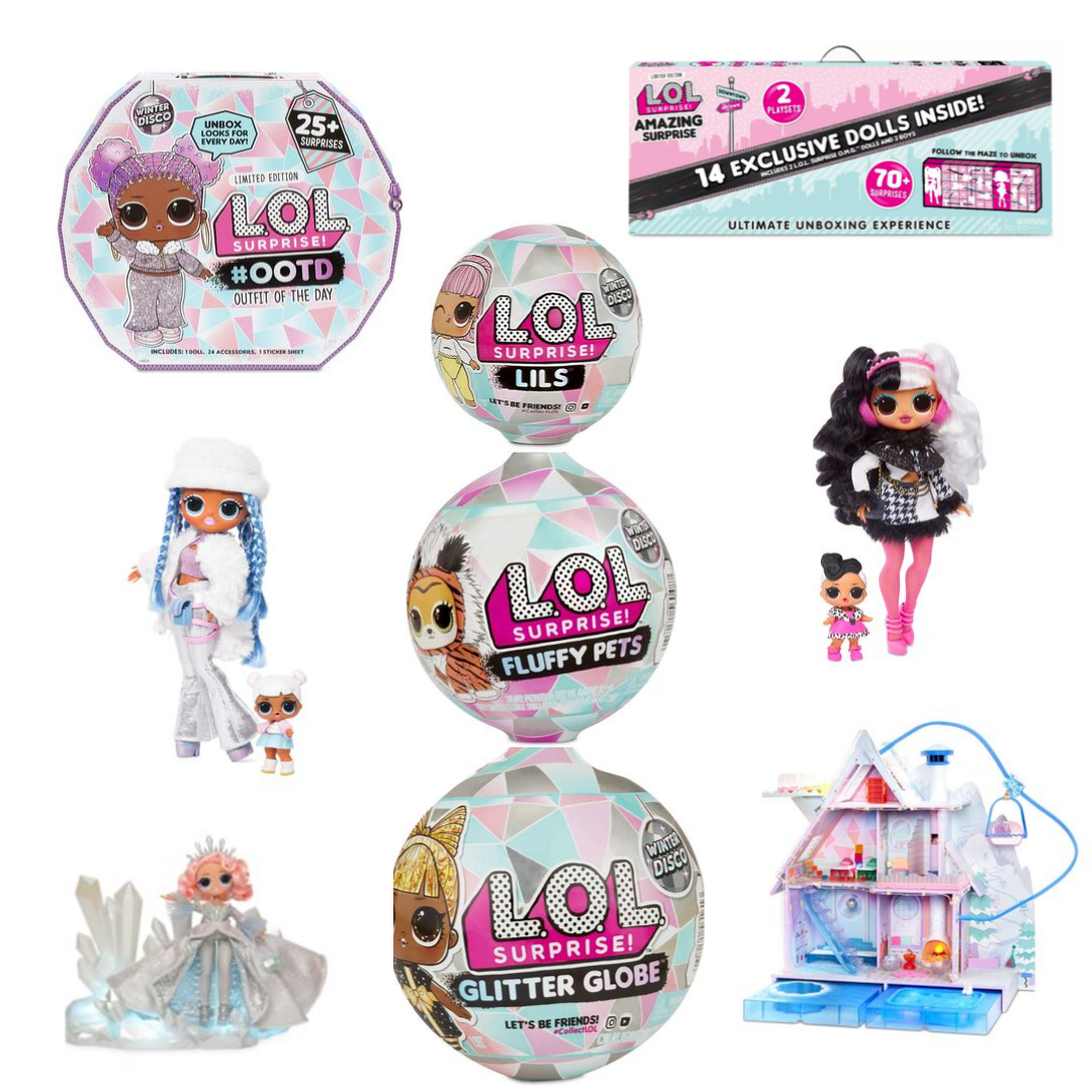 The Most Popular L.O.L Surprise Toys for the Holidays 2019