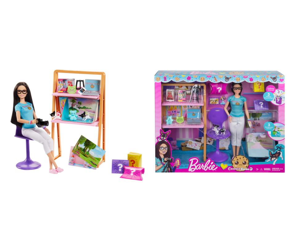 New CookieSwirlC Barbie In Stock Now!