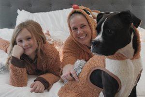 Walmart family pajamas
