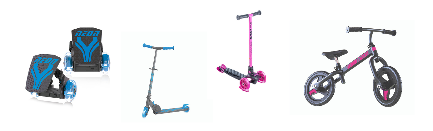 Yvolution Deals! Balance Bikes, Scooters or Street Rollers – $15 Each!
